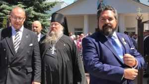 На празднике в Локте князь Георгий вручил брянцам награды от Дома Романовых