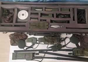 Брянским мотострелкам выдали тайные радиостанции
