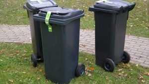 Преимущества вывоза мусора контейнерами