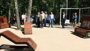Депутаты брянской думы оценили микрорайон «Мегаполис-Парк»