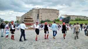Брянская область приняла участие в фестивале русского гостеприимства