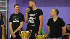Орловцы победили в брянском турнире по баскетболу на призы Фридзона
