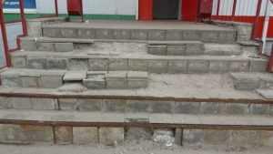 Искатели справедливости добились ремонта лестницы брянского «Магнита»