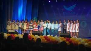 Юные певцы ансамбля «Радуга» привезли в Брянск «Золото Балтики»