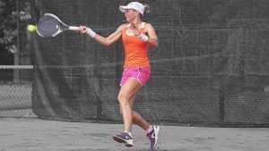 Брянская теннисистка Влада Коваль стала второй на первенстве России