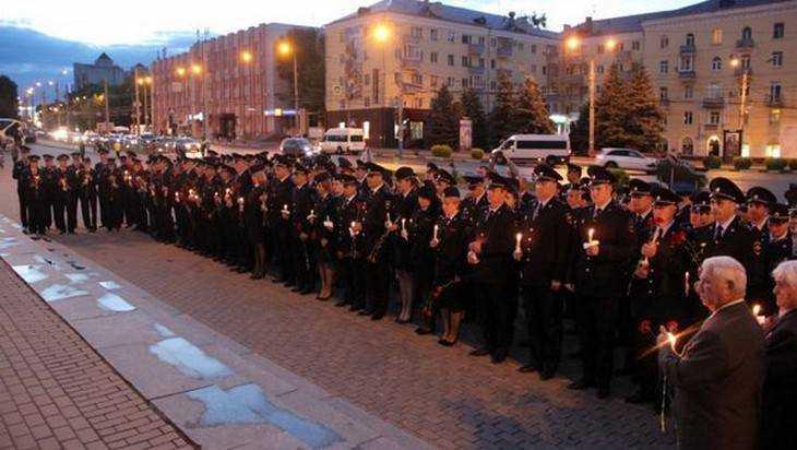Полицейские Брянска примут участие в акции «Завтра была война»