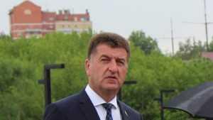 Глава Брянска Хлиманков рассказал о пытках теснотой, Судках и маршрутках