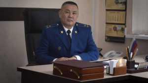 Прокурор Шойсорон Доржиев выслушает жалобы жителей Новозыбкова