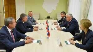 Брянская делегация прибыла в Белоруссию на форум «Дружба — 2018»