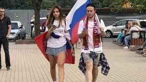 В Брянске ограничат движение на время футбольного матча России и Уругвая