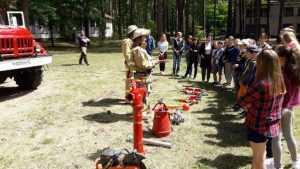 Валентина Миронова проверила готовность детского лагеря к оздоровительной кампании