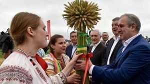 На День поля из бюджета Брянской области потратят 1,7 миллиона рублей