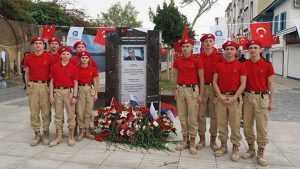 Юнармейскому отряду в Брянской области присвоили имя Андрея Карлова