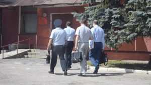 К главе администрации Фокинского района Брянска пришла полиция