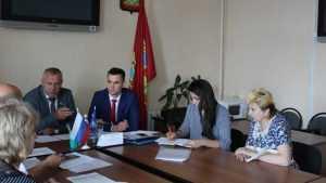 Депутат Госдумы Суббот провел приём граждан в Навлинском районе