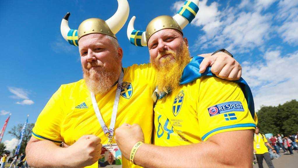 Швеция отправила Швейцарию домой после матча 1/8 финала чемпионата мира