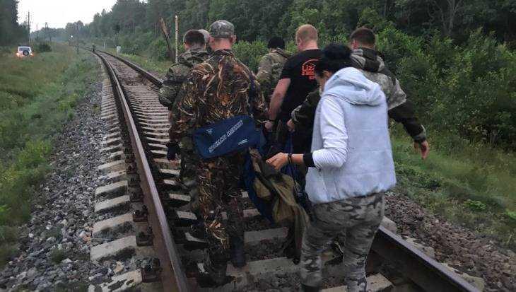 В Унечском районе спасли заблудившегося в лесу 72-летнего грибника