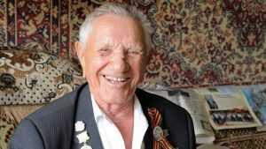 Освобождавший Брянск ветеран Москалец в 95 лет отказался бездельничать