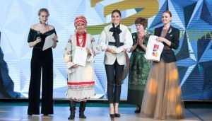 Брянского дизайнера Анну Чуркову наградили на фестивале «Этноподиум-2018»