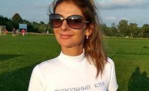Олеся Сивакова стала вице-президентом брянского футбольного клуба
