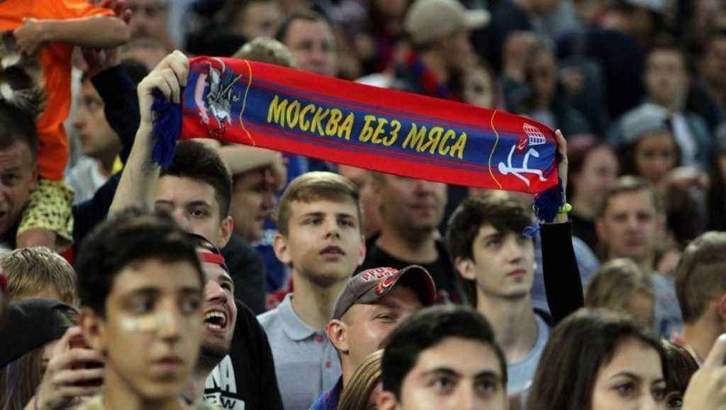 Лидера фанатов ЦСКА задержали за убийство брянского болельщика