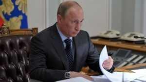 Президент Владимир Путин поздравит в августе брянских долгожителей
