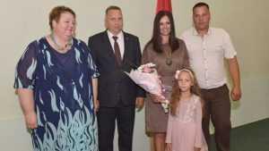 Брянские семьи поздравили с Днем семьи, любви и верности