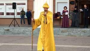 В Брянске царь Иван Грозный закрыл 92-й театральный сезон