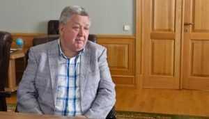Актёр сериала «Убойная сила» снимет фильм о Брянской области