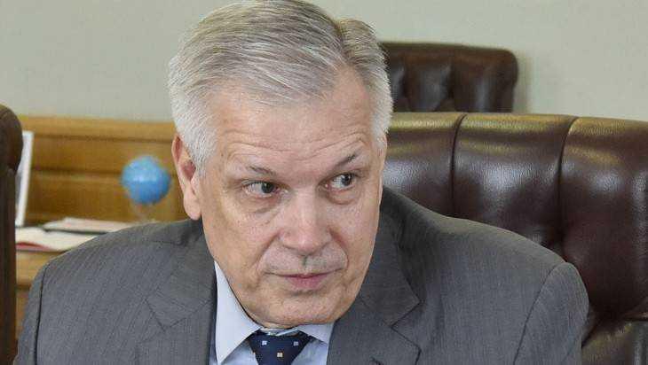 Брянский губернатор встретился с главой Россельхознадзора Данквертом