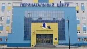 В Брянске во время ливня затопило перинатальный центр