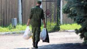 Ушедшего из части брянского призывника ищут в Ленинградской области