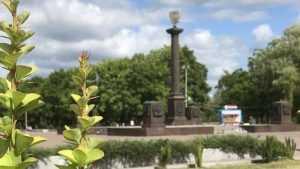 В Брянске на благоустройство Кургана Бессмертия выделили 15 млн рублей