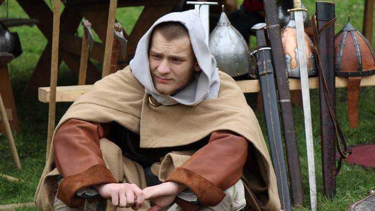 В Брянске Александр Панаскин объявил призыв витязей и рыцарей