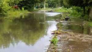 Телеканал ТВЦ рассказал о последствиях затопившего Брянск ливня