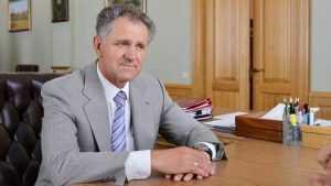 В Брянске увековечат память бывшего главы Удмуртии Александра Волкова