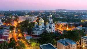 Карта Симферополя: как облегчить жизнь туристу