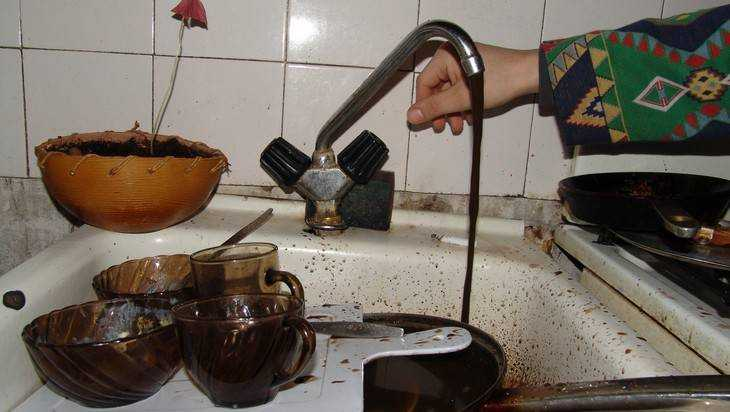 В Брянске на неделю понизят напор воды