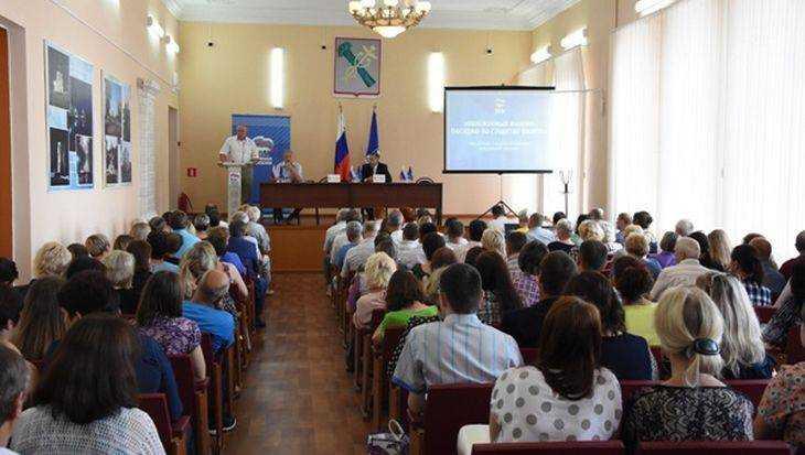В Брянской области на площадках «ЕР» стартовали обсуждения пенсионной системы