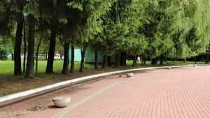 В Брянске на Кургане Бессмертия установят 120 новых фонарей