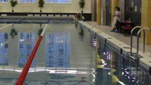 Бассейн в Климове Брянской области достроят к концу 2018 года