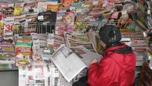 В Брянске депутаты продлили срок работы газетным киоскам