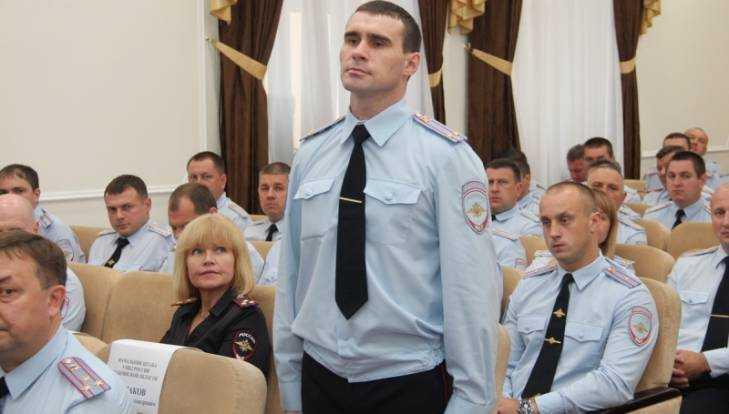 Бежицкий отдел полиции Брянска возглавил Константин Колесников