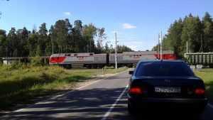 25 железнодорожных переездов оснастят камерами для борьбы с нарушителями ПДД