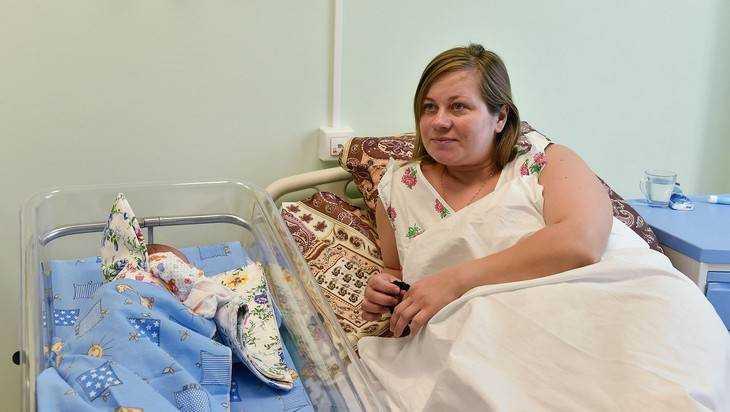 Брянской области на пособия за первого ребёнка выделили 126 млн рублей