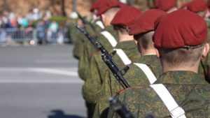 Студентам в России присвоят военное звание без призыва в армию