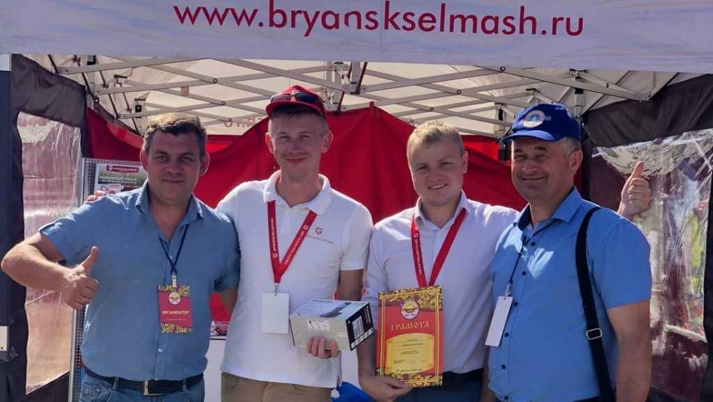 Стенд «Брянсксельмаша» стал одним из самых посещаемых на Свенской ярмарке — 2018