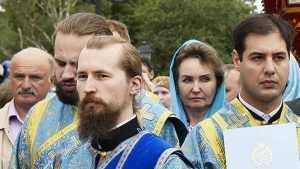 В Брянске завершился Крестный ход