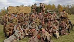 Реконструкторы 17 сентября покажут, как Брянск освобождали от фашистов