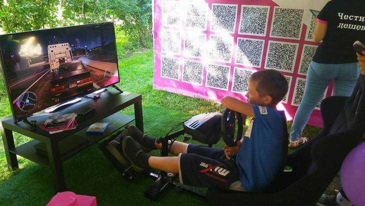Tele2 откроет онлайн-парк на молодежном фестивале в Брянске